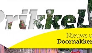 Wijkblad de Prikkel (2014-2015)